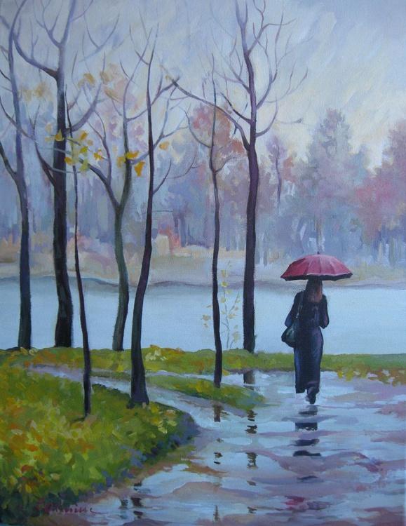 Walking in the rain - Image 0
