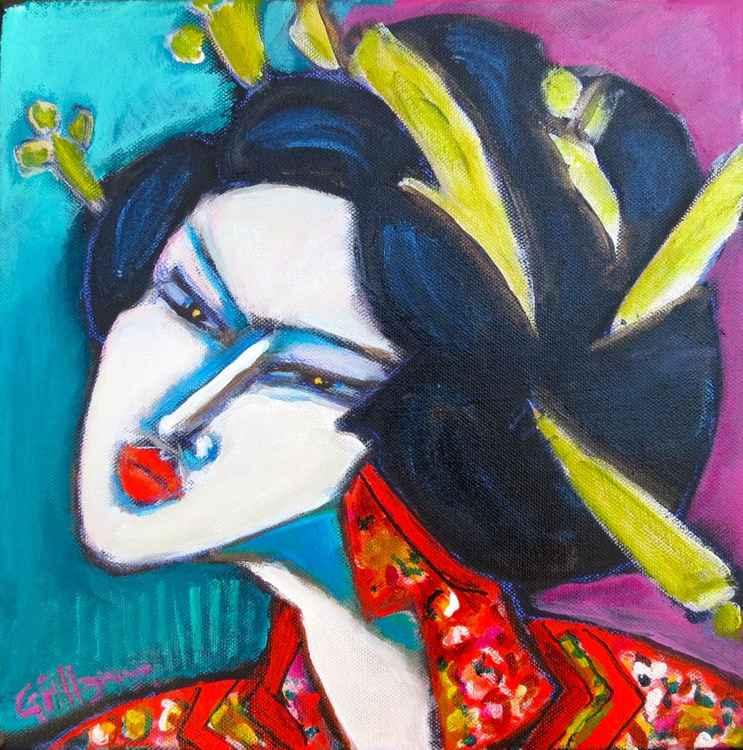 Geisha II -