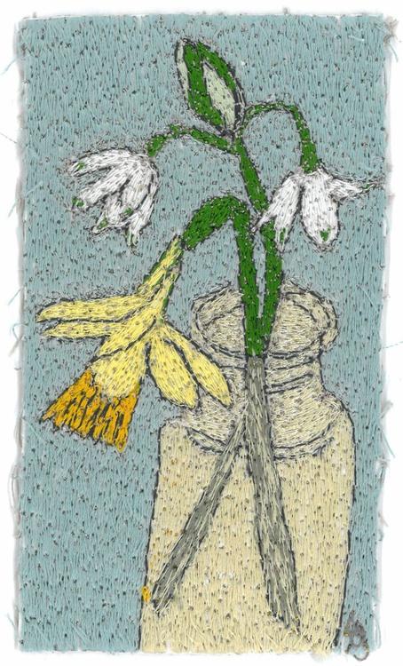 A Spring vase - Image 0