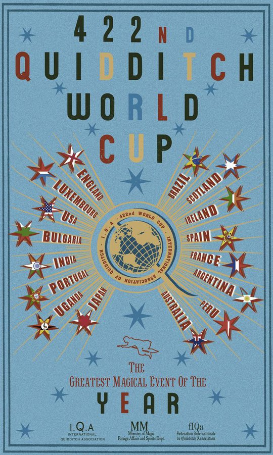 Quidditch™ World Cup Poster