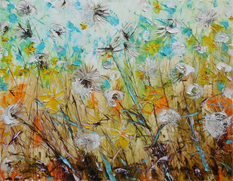 Dandelions on the wind - Image 0