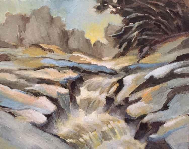 Winter's Flow -