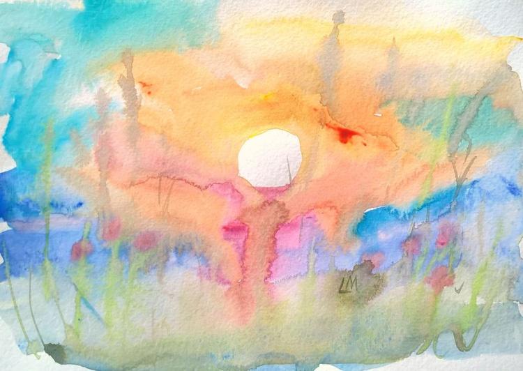 Sun Study 4 - Image 0