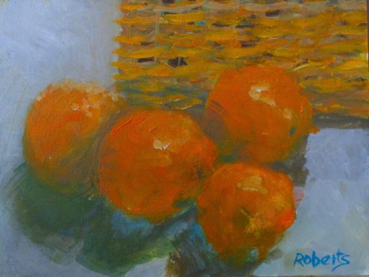 DP#A111 - Orange is a beautiful colour - Image 0