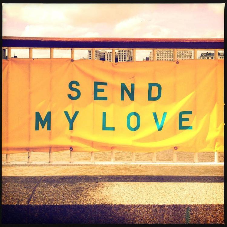 Send My Love - Image 0