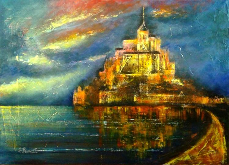 mont saint michel - Image 0
