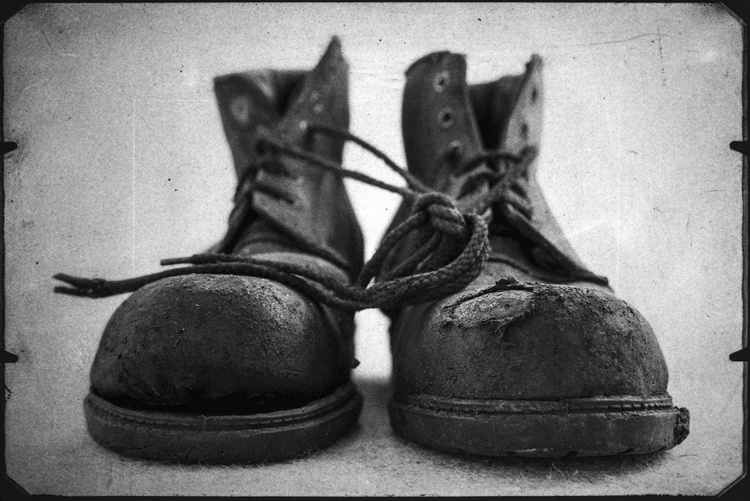 OLD BOOTS - Image 0
