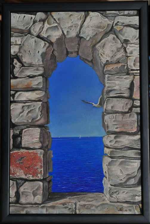 Stone arch -