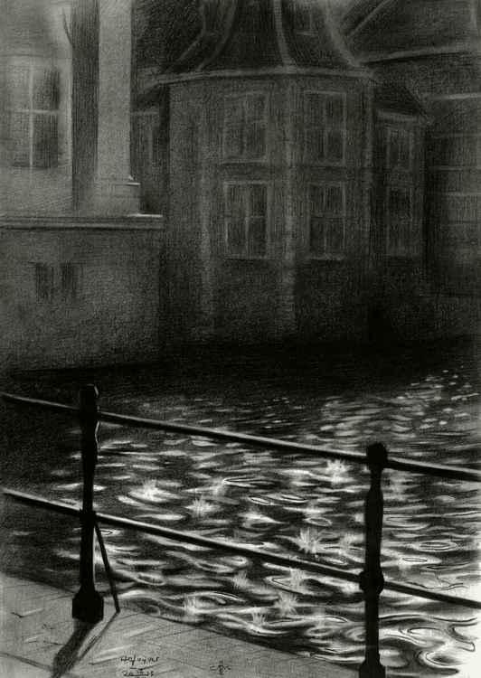The Court's pond (De Hofvijver) - 26-11-15