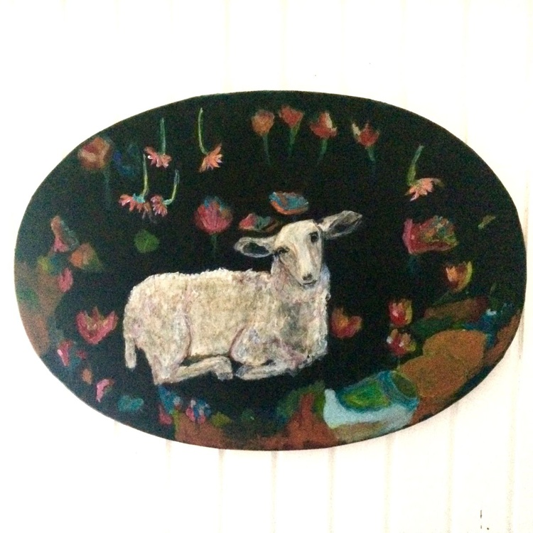 The oval Lamb - Image 0