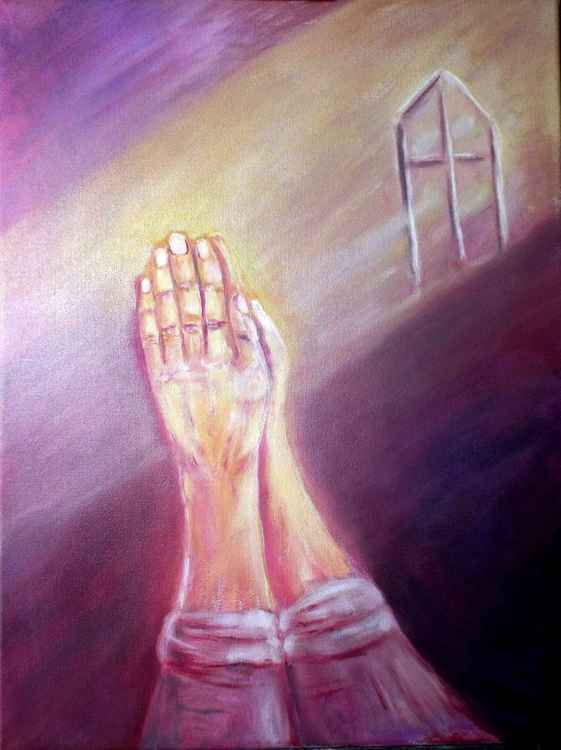 Lift Up Holy Hands -