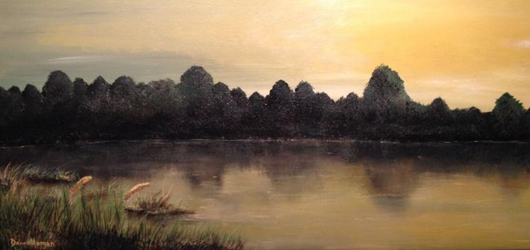 Lakeshore Sunrise - Image 0