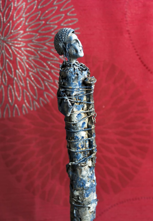 Votive statue - Totem - Image 0