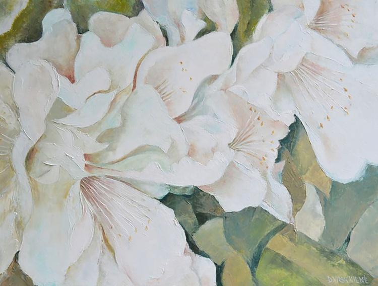White Blossoms - Image 0