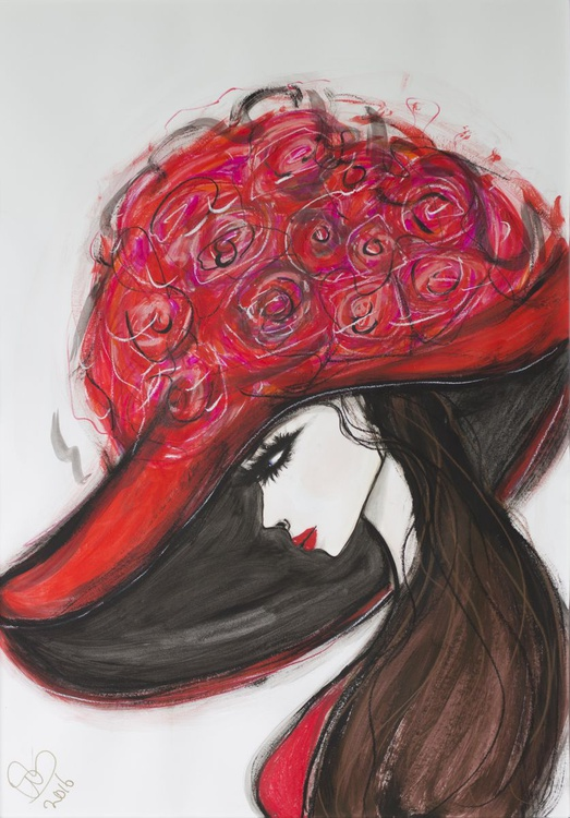 Red Hat 100x70 - Image 0