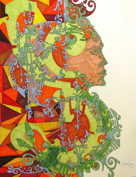 Aztec Woman - Image 0