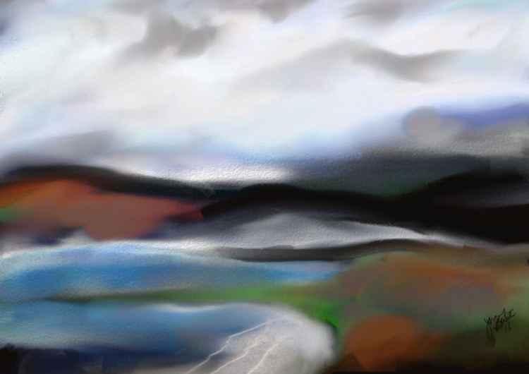 Shetland Coast -