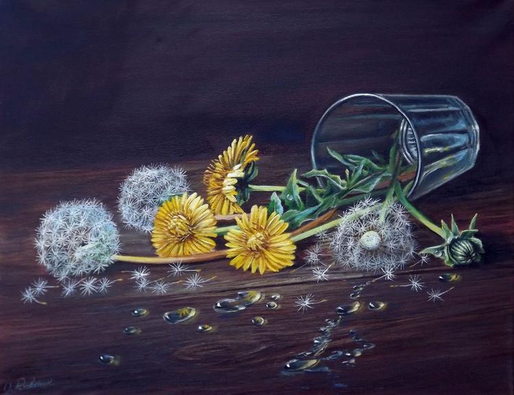 Fallen Flowers - Image 0