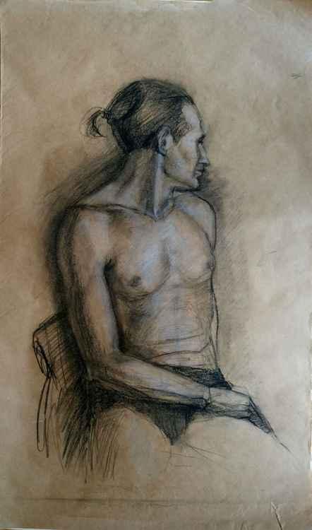 Young Man Sketch.#2