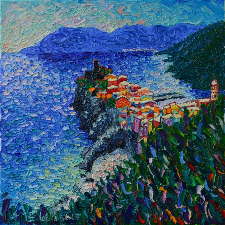 VERNAZZA CINQUE TERRE ITALY - Image 0