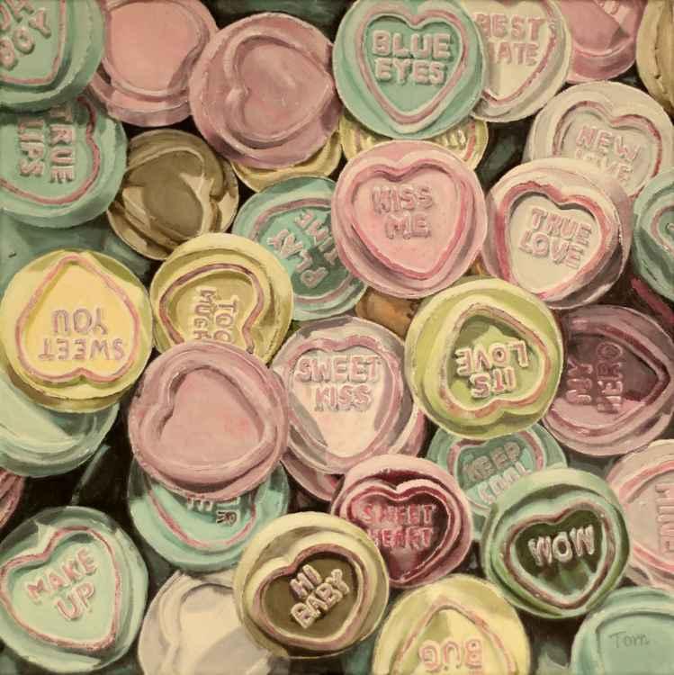 Love Hearts -
