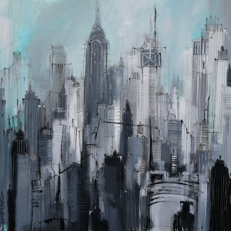 Manhattan Skyline NYC - Image 0