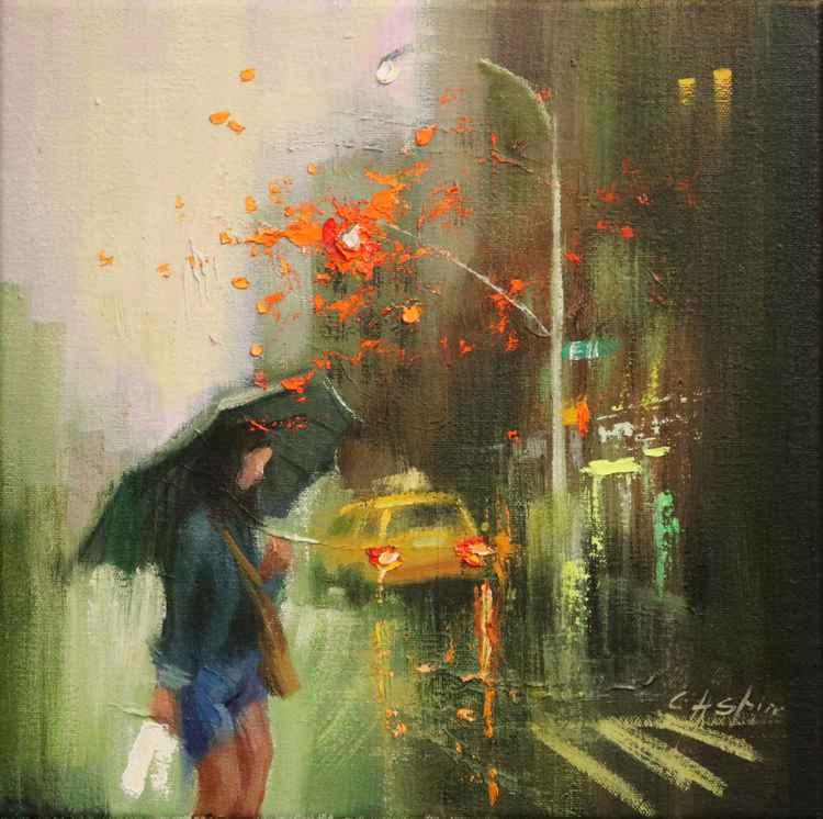 Rainy at 11th Street
