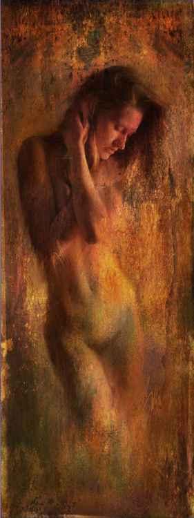 Rusting figure 3 -