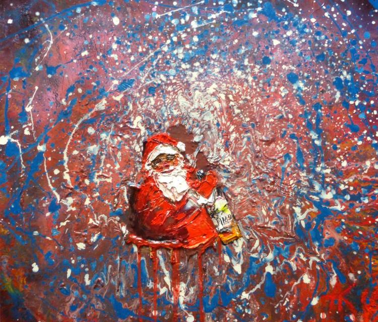 surprise, gift art 70x60 cm - Image 0