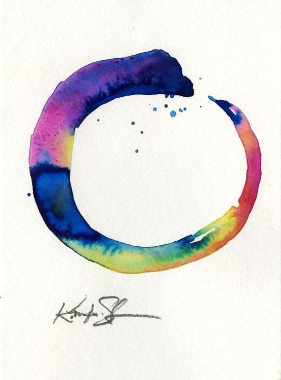 The Enso Of Zen . No16 - Image 0