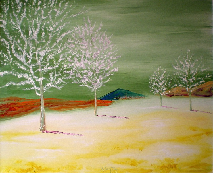Almond-trees - Image 0