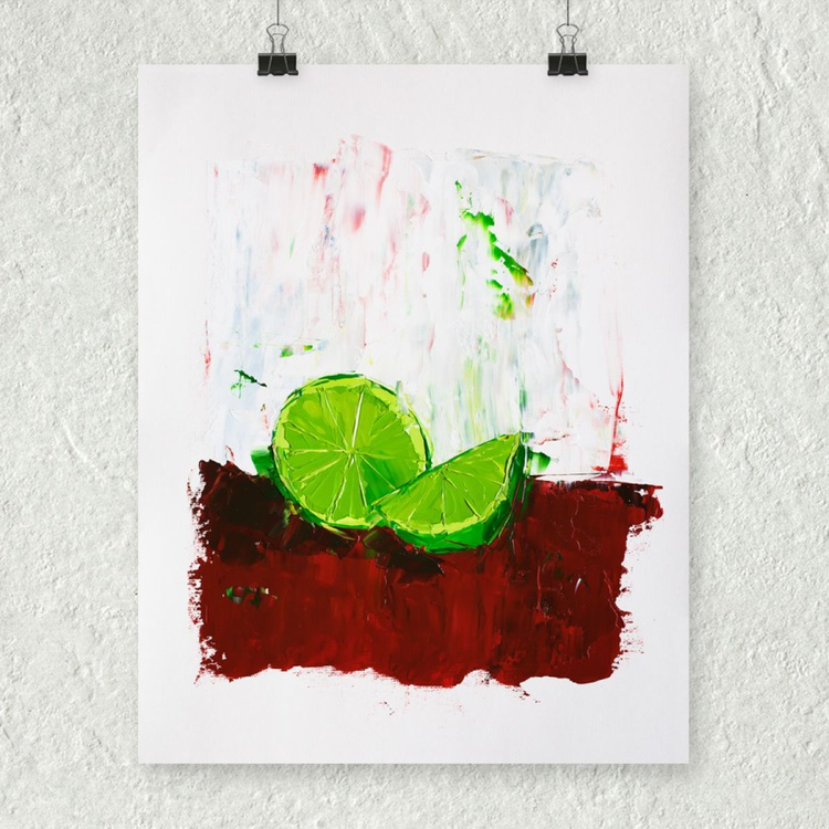 Zesting a Lime - Image 0