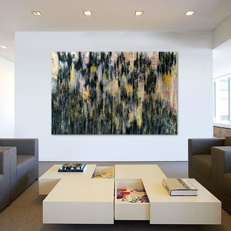 The Disbanding, 140 x 90 cm - 55 x 36 in, FREE SHIPPING TO EUROPE AND DISCOUNTED SHIPPING ALL OTHER DESTINATIONS - Image 0