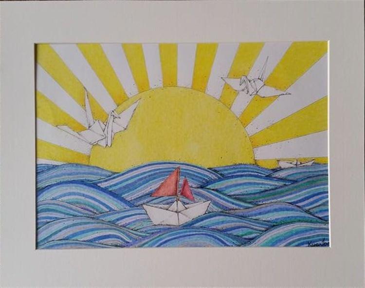 Folded Sea - Image 0