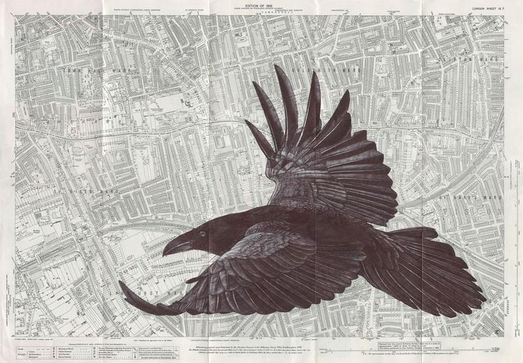 Peckham Raven - Image 0