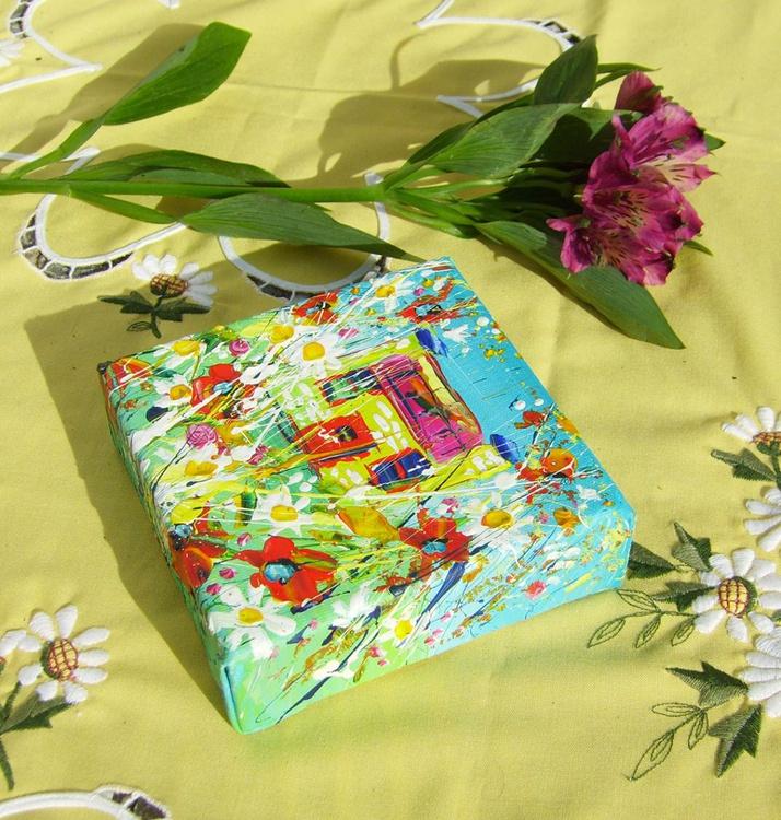 """Small Art - """"Daisy Days"""" - Image 0"""