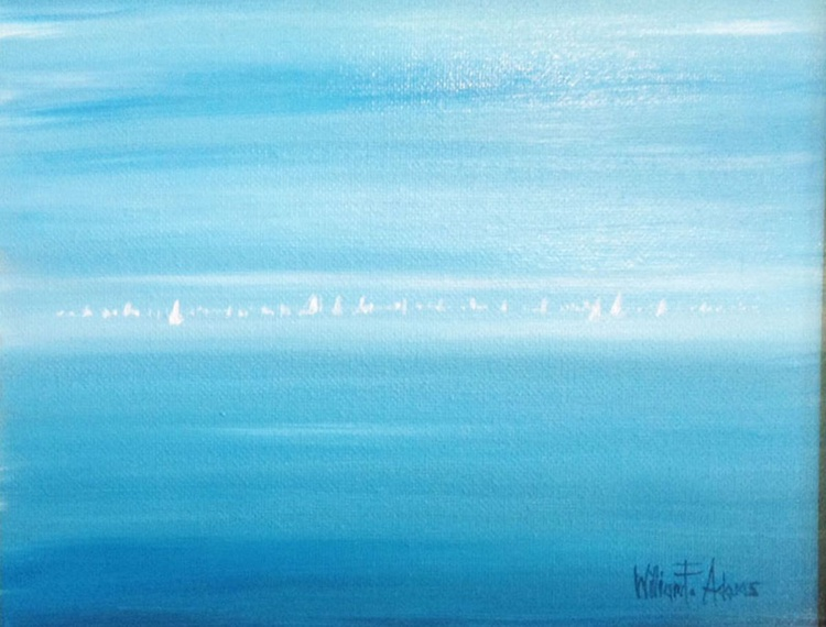 """Regatta Blue"" - (Reduced) - Image 0"