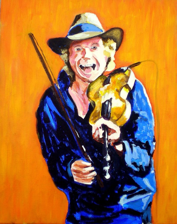 Violin Player - Image 0