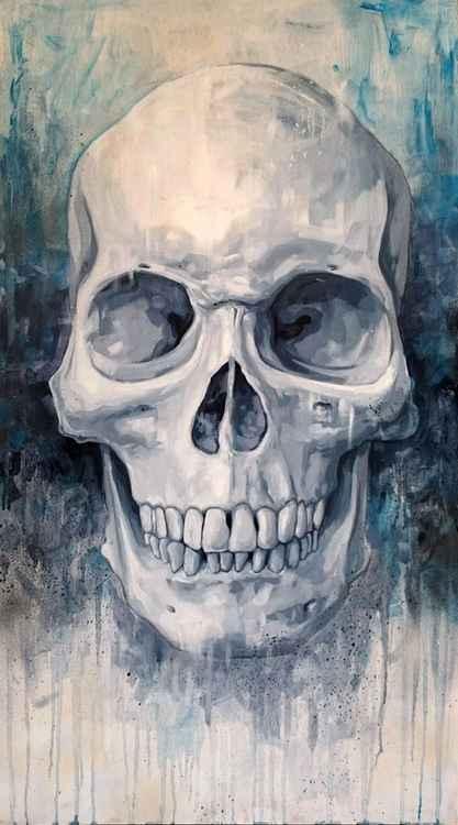 Untitled (Skull) -