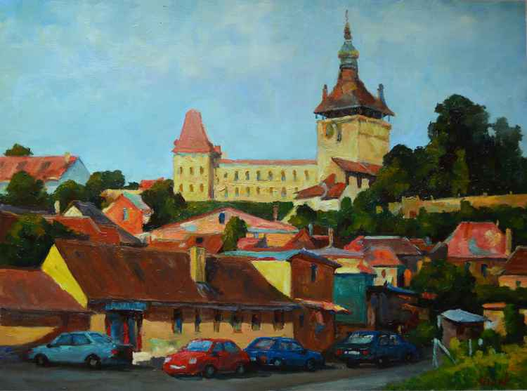 Sighisoara - Old Town -