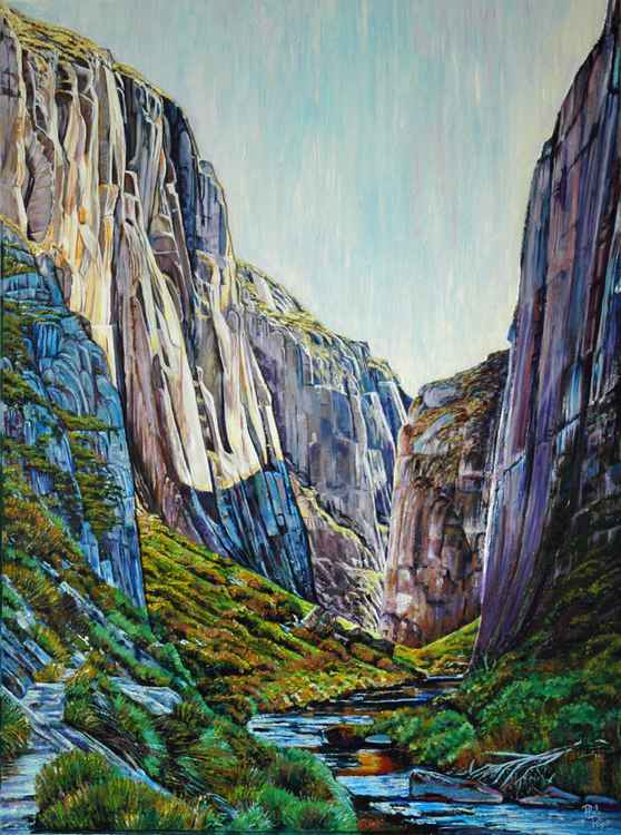 Karst Country: Blue Waterholes 1 -