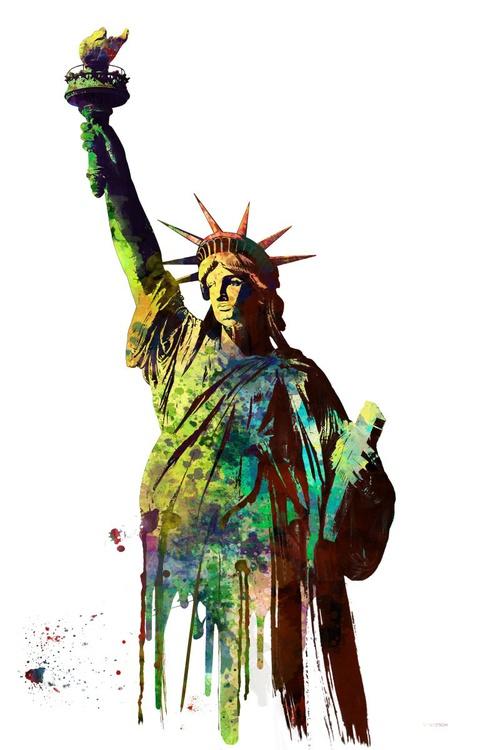 Statue of Liberty 3, New York USA - Image 0