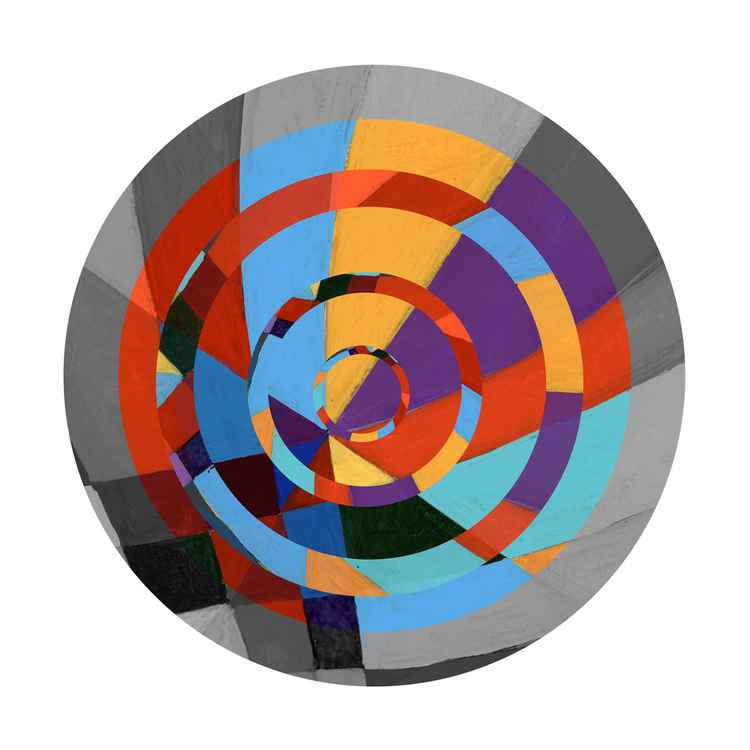 Kaleidoscope, dot 03 -
