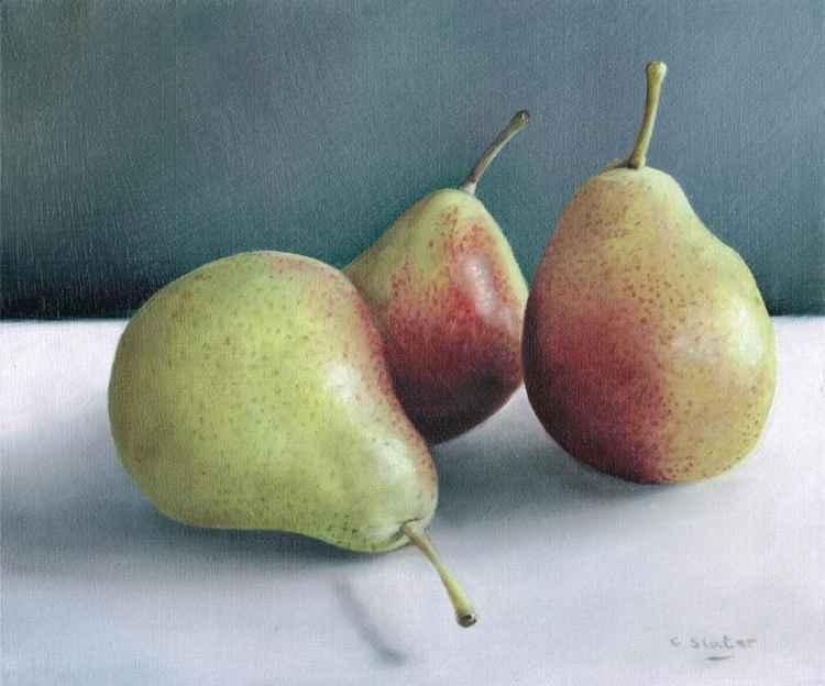 Pears - still life -