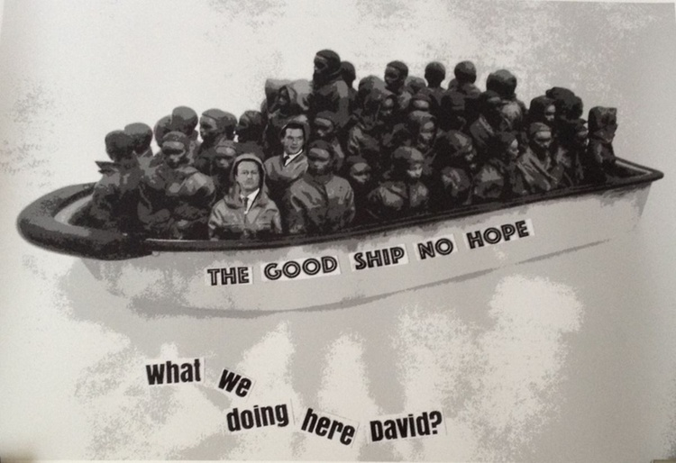 The Good Ship No Hope. - Image 0