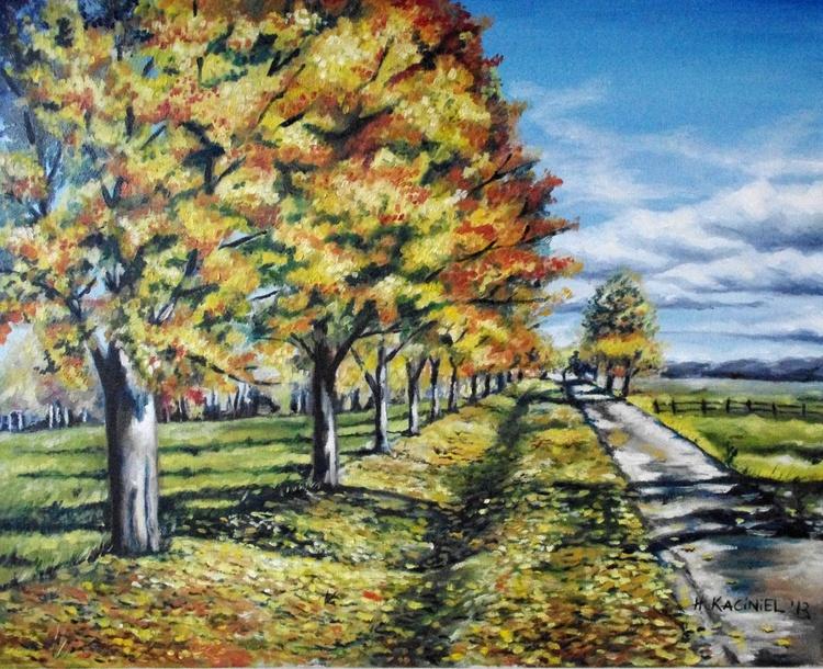 """ Gold Autumn "" - Image 0"