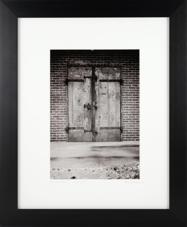 Metal Doors - Image 0