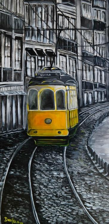 """Downtown Lisboa"" - Image 0"