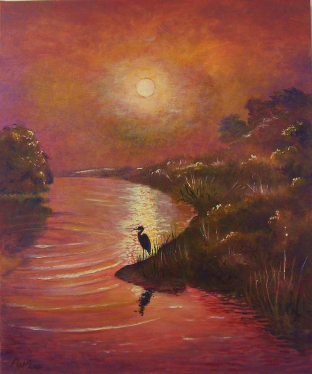 No more fishing this evening No 2 - Image 0