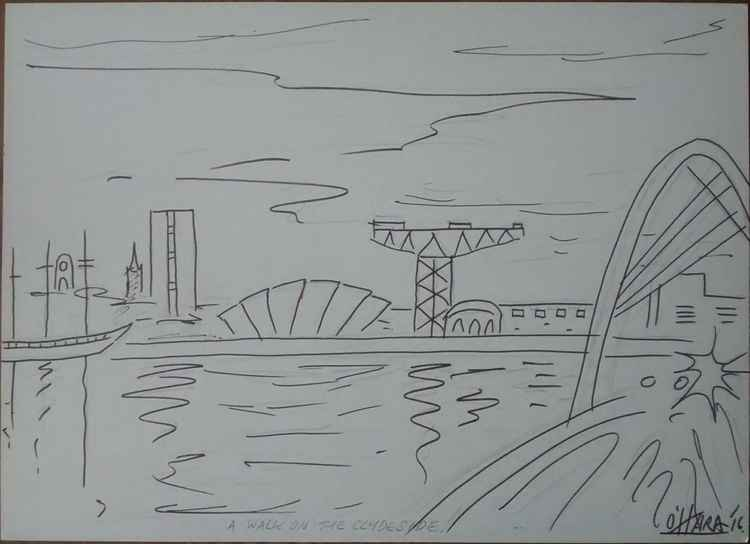 A walk on the Clydeside!..